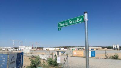 Unions-Wirtschaftsflügel begrüßt Tesla-Pläne für Batteriefabrik