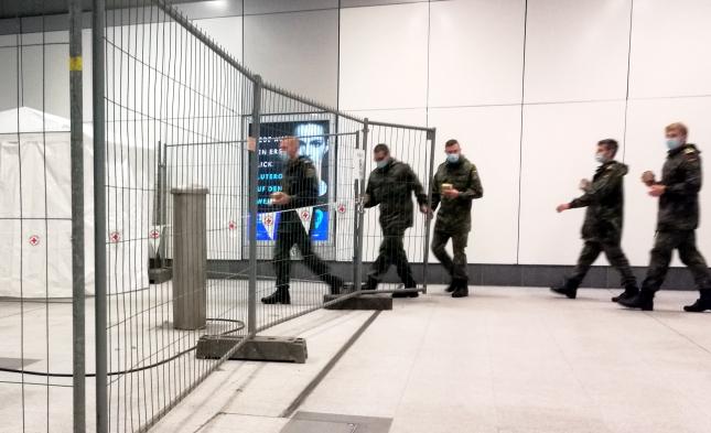 Bundespflegekammer verlangt Unterstützung durch die Bundeswehr