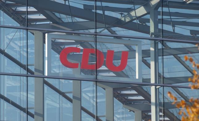 CDU-Vorstand beschließt Digital-Parteitag am 15. und 16. Januar