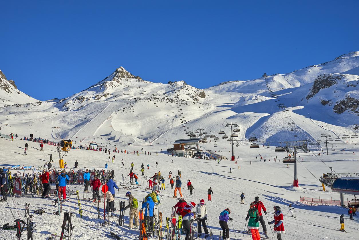Österreich: Großer Ansturm löst Schließung von Skigebieten aus