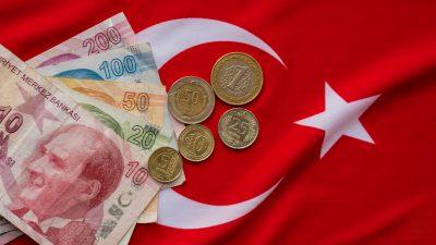 Türkische Zentralbank hebt Leitzins erneut an