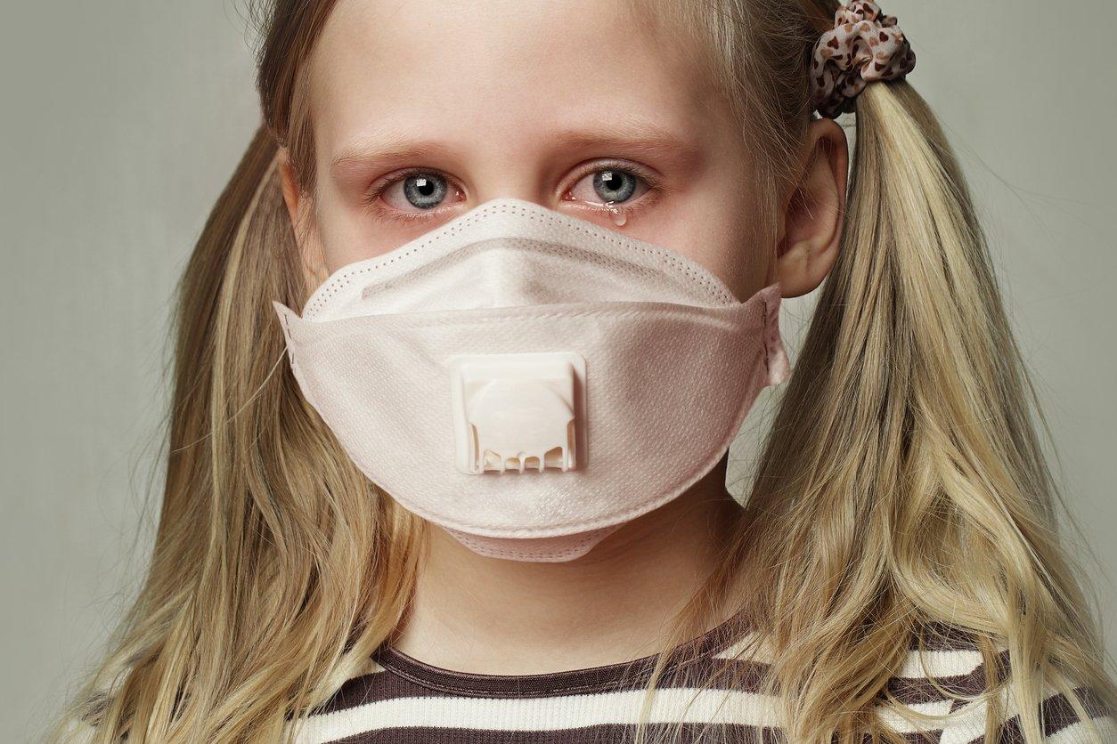 Kinderarzt fordert freiwilliges Masketragen für Kinder ab Januar