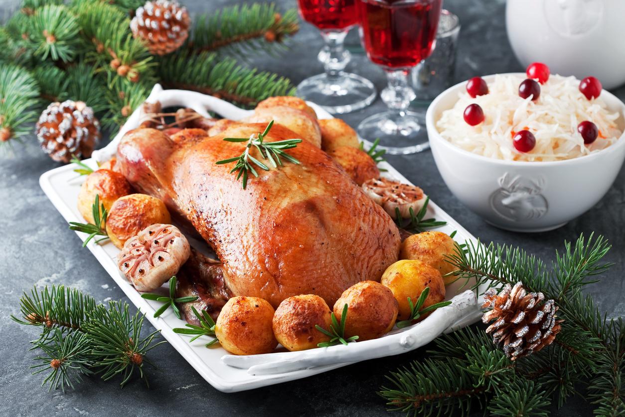 Was essen deutsche Politiker an Weihnachten?