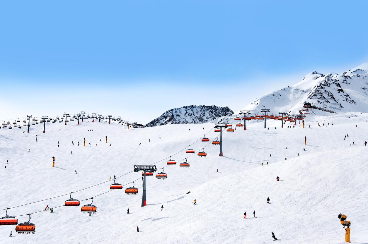Österreichs Ski-Pisten wieder geöffnet – Corona-Auflagen halten Touristen fern