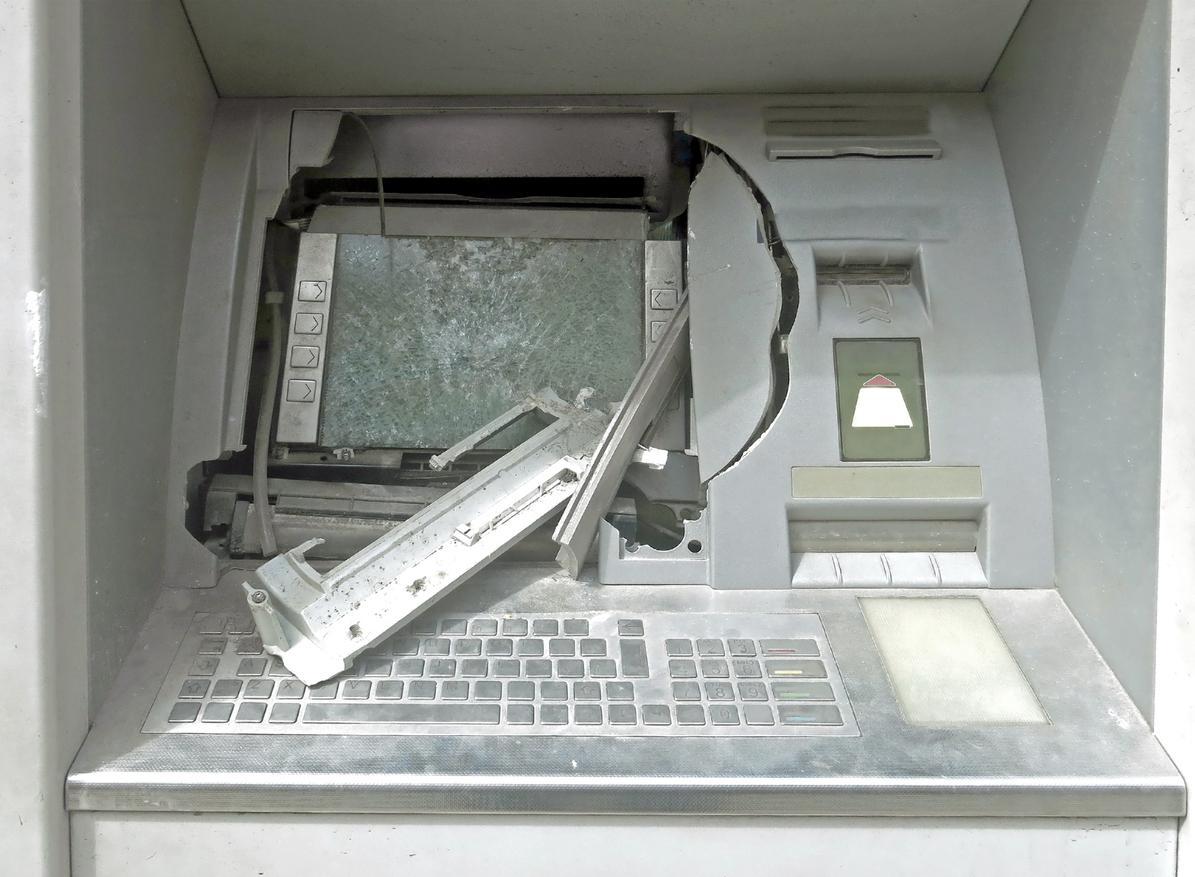 Vor allem niederländisch-marokkanische Täter: Gangster knackten 400 Bankautomaten