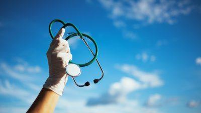 Offener Brief einer Ärztin: Nicht mit uns!