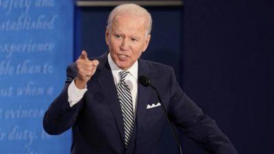 Biden beklagt Blockadehaltung des Verteidigungsministeriums – Miller dementiert