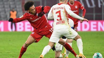 Müller wird zum Bayern-Retter im Topspiel gegen Leipzig