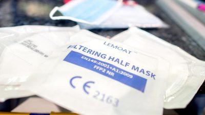 Kassen: Zahlreiche Risikopatienten bekommen keine FFP2-Masken