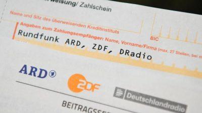 EuGH entscheidet in Streit um Barzahlung des Rundfunkbeitrags