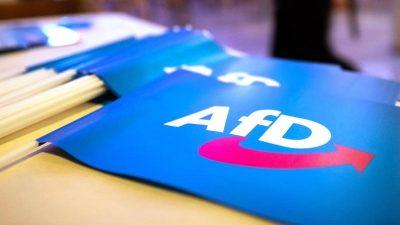 Regierung strebt Beobachtung der AfD als Verdachtsfall an – AfD Brandenburg reicht Klagen ein