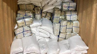 Russland hebt mit US-Behörden internationalen Drogenring aus