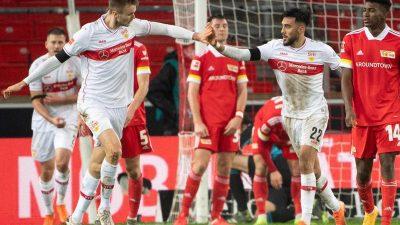 Warten auf ersten Heimsieg:VfBrettet Remis gegen Union