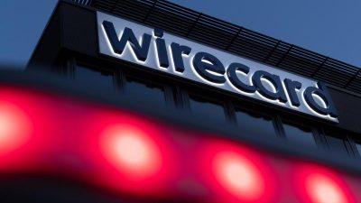 Bundesregierung prüfte Wirecard-Rettung kurz nach Pleite