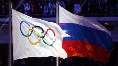 Cas verkündet Urteil zu Russlands Olympia-Sperre