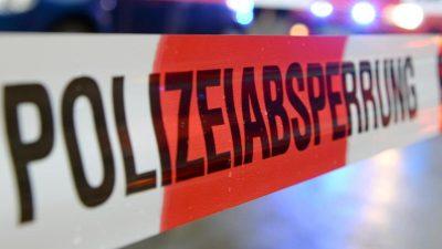 """Maschinenpistole """"Uzi"""" bei Gewalttat in Schleswig-Holstein benutzt"""