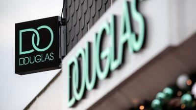 Douglas schließt 500 Filialen europaweit – 60 in Deutschland