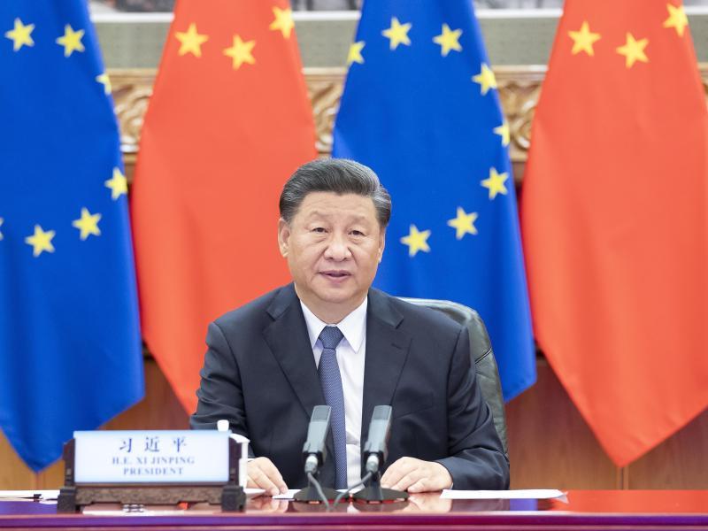 Vertraulicher Bericht: Bundesregierung warnt vor Chinas Seidenstraße und fordert EU-Strategie
