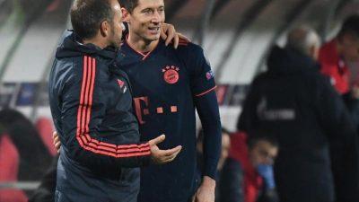 Gipfel bei Bayer: Bayern mit Schwung nach Lewandowski-Wahl