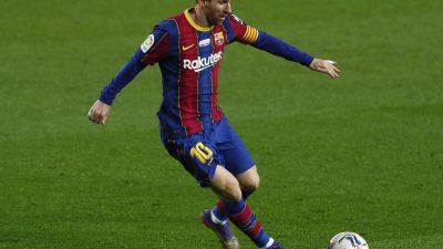 Messi egalisiert Pelé-Rekord: 643 Tore für einen Club