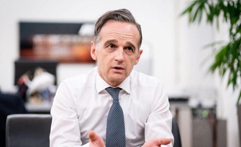 Maas will über weitere Ausreisemöglichkeiten von Afghanen sprechen