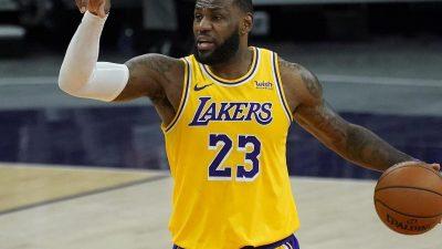 Kurze Pause, lange Pause:Ungewöhnliche NBA-Saison, Teil II
