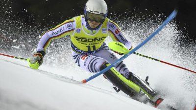 Slalomfahrer Straßer Sechster in Madonna di Campiglio