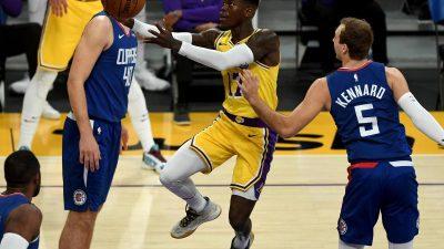 NBA: Schröder überzeugt beim Debüt trotz Lakers-Pleite