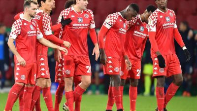 Kein besinnliches Fest: Mainz 05 sucht Weg aus der Krise
