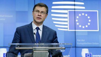 EU will innerhalb von fünf Jahren digitalen Euro einführen