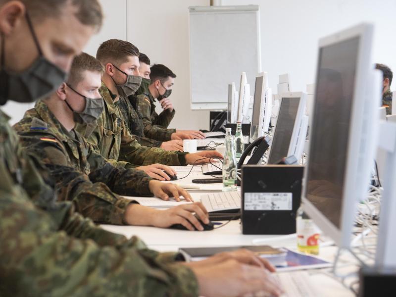 100.000 Bundeswehr-Soldaten in Amtshilfe wegen Corona