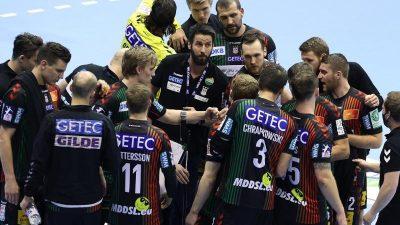 Magdeburgs Handballer gewinnen Heimspiel gegen Hannover