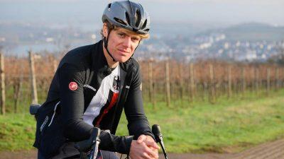 Ruderer Osborne: Mit Olympia-Gold in den Radsport wechseln