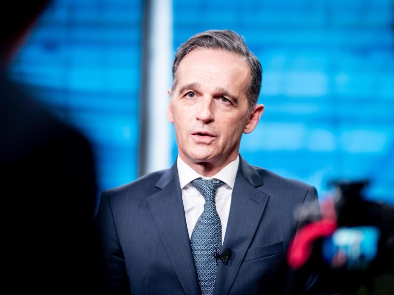 Maas fordert sofortige Freilassung von Festgenommenen bei Nawalny-Protesten