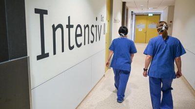 Personalmangel in Pflege: Fast jeder dritte Mitarbeiter will aussteigen