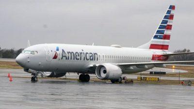 American Airlines setzt Boeing 737 Max wieder ein