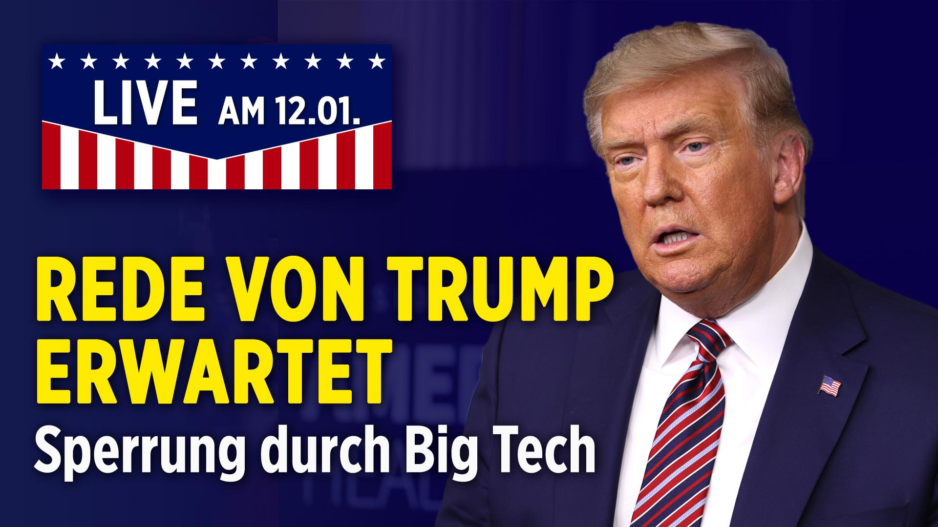 Rede beendet: Trump sprach in Alamo an Grenze zu Mexiko – Stadt ist ein Symbol des amerikanischen Widerstandes