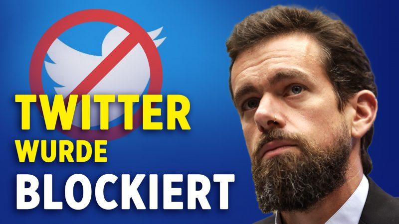 NTD: Internet-Anbieter blockiert Zugriff auf Facebook und Twitter   Trump feiert Erfolge an Grenze zu Mexiko