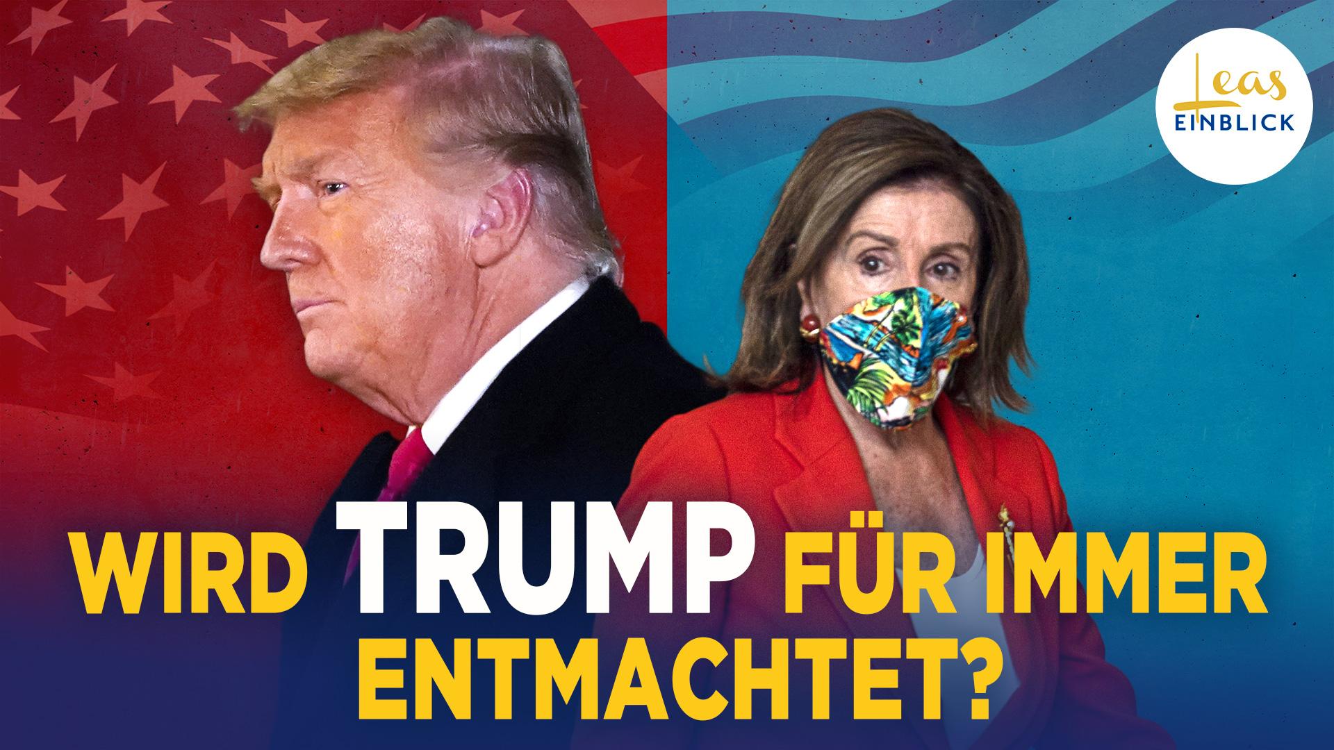 Worum geht es eigentlich bei dem 2. Impeachment gegen Trump?