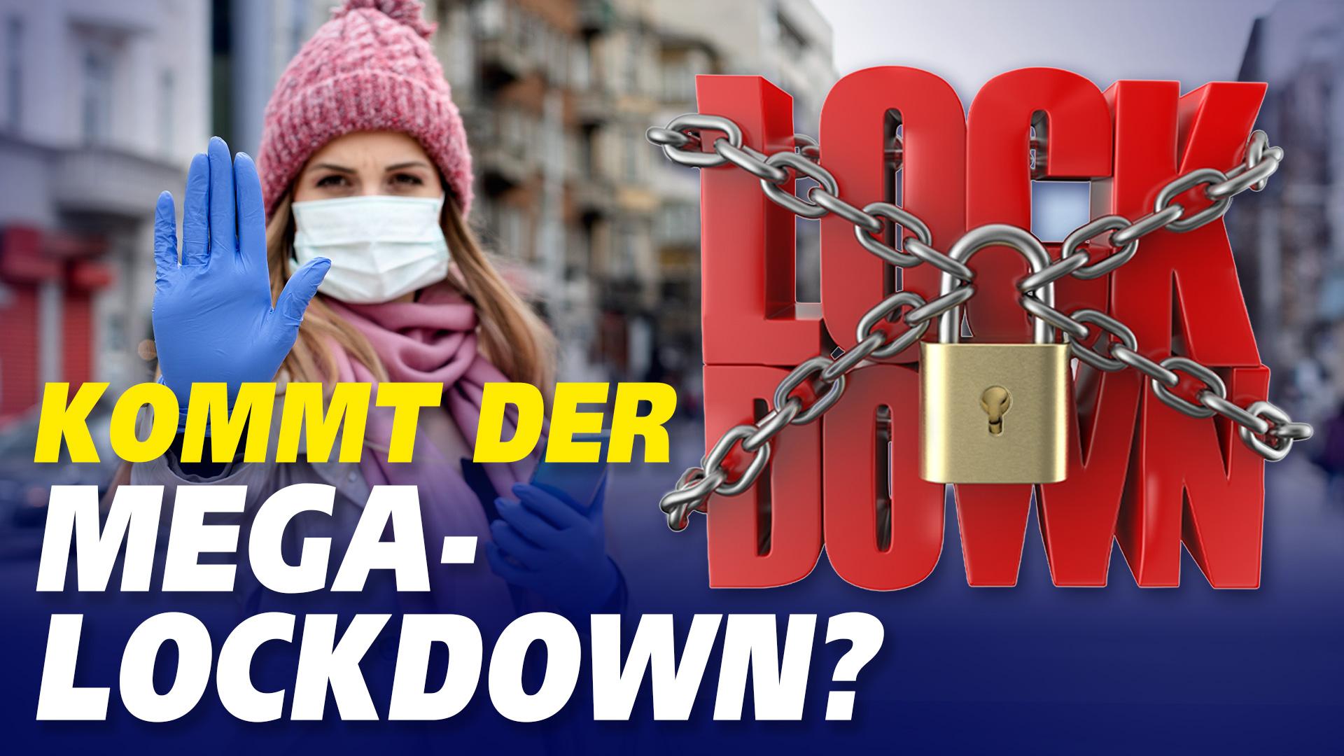 Mega-Lockdown? Was kommen kann und wie wir uns vorbereiten sollten