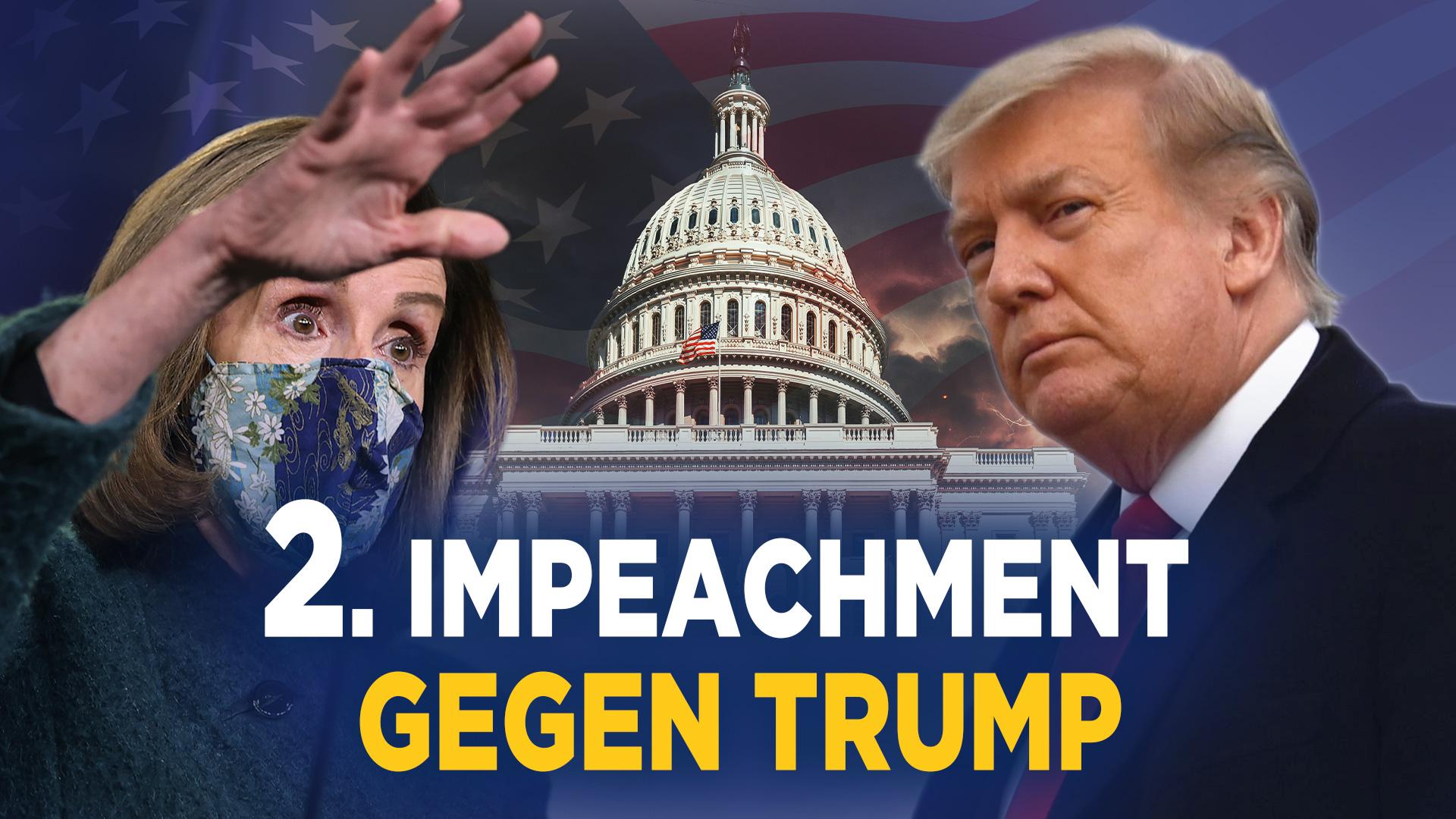 Amtsenthebungsverfahren gegen Trump – fast aussichtslos für die Demokraten