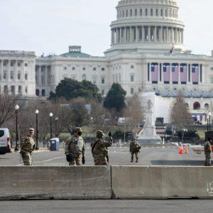 Die USA bereiten sich auf eine der ungewöhnlichsten Amtseinführungen in der Geschichte vor
