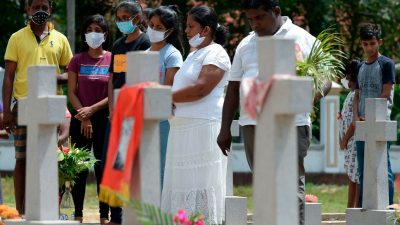 US-Justiz erhebt gegen IS-Terroristen in Sri Lanka Anklage