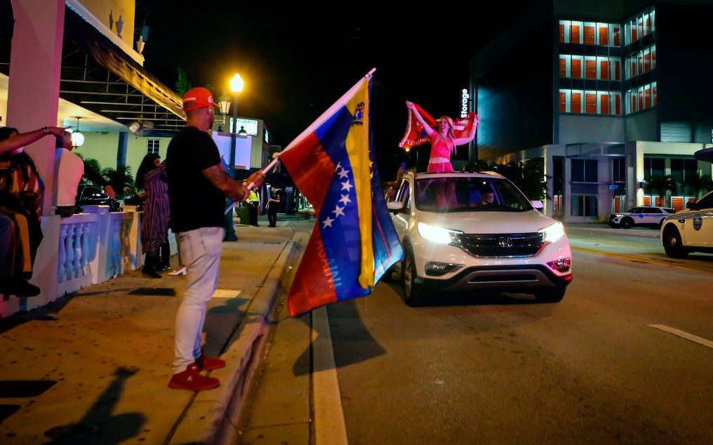 Trump setzt Abschiebung von Venezolanern für 18 Monate aus