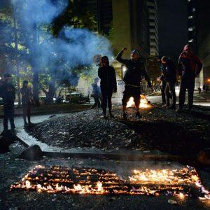 """Antifa randaliert: """"Wir sind unregierbar"""" – """"Wir wollen nicht Biden"""""""
