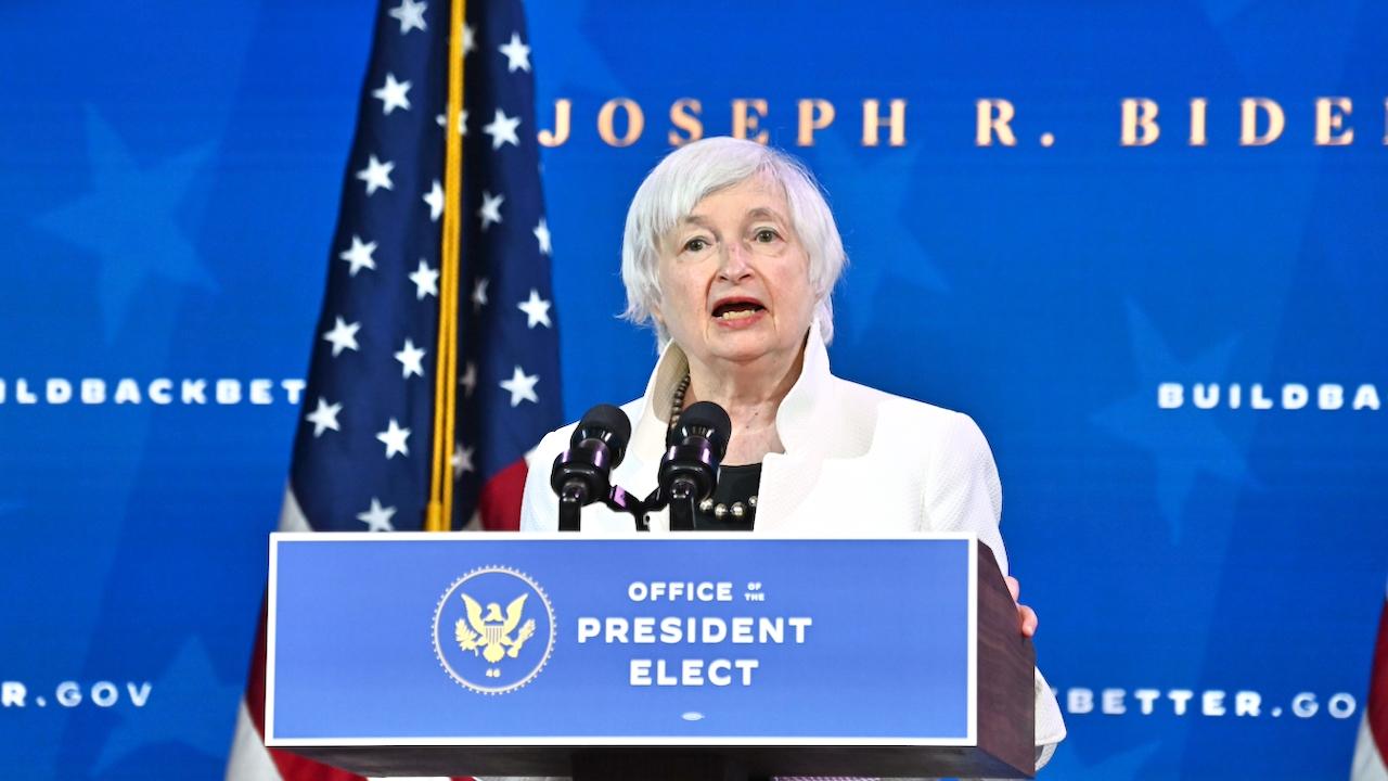 Ex-Notenbankchefin übernimmt als erste Frau das US-Finanzministerium