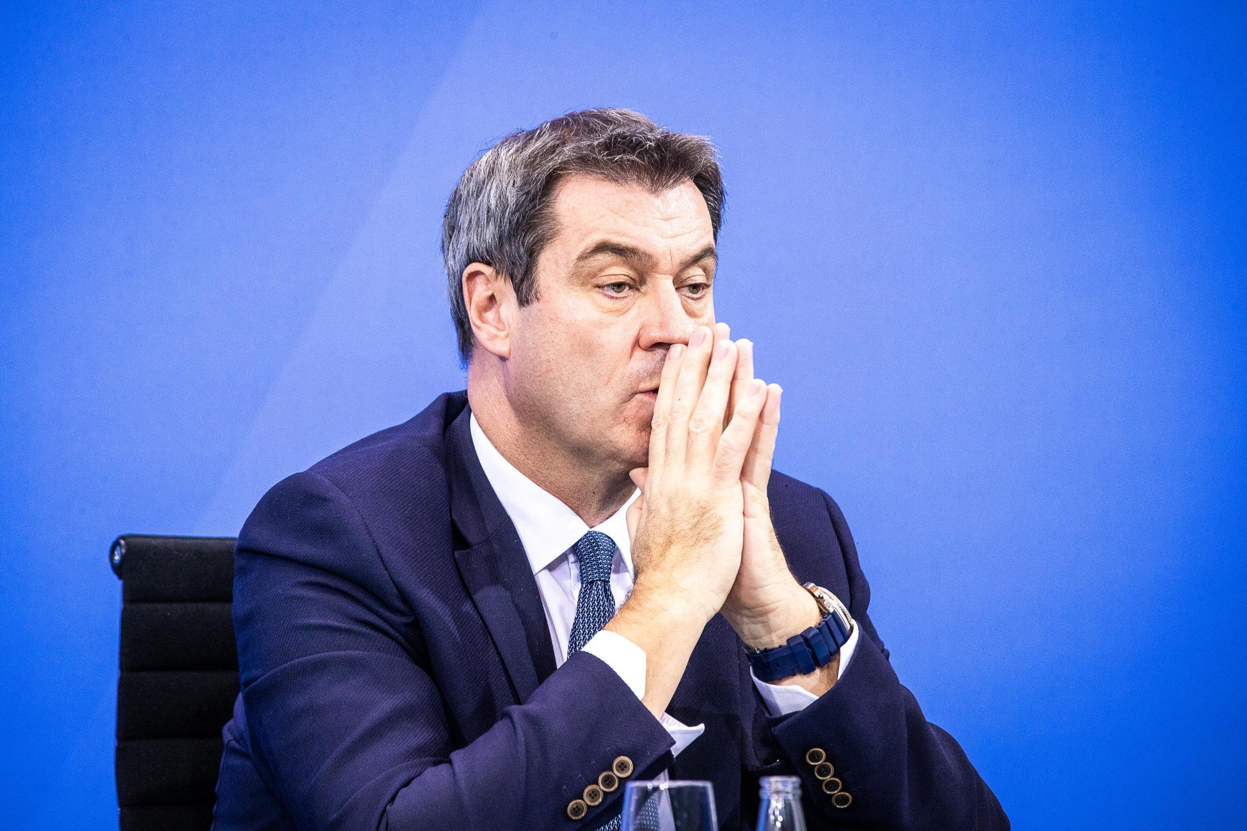 CDU-Generalsekretär will Wahlschlappe schnell abhaken – Söder sieht sich durch Wahlergebnisse bestätigt