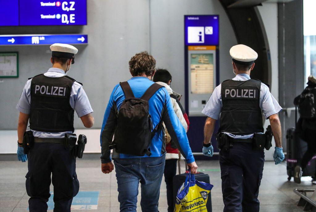Einreise nach Deutschland: Bundespolizei verschärft Kontrollen an Flughäfen