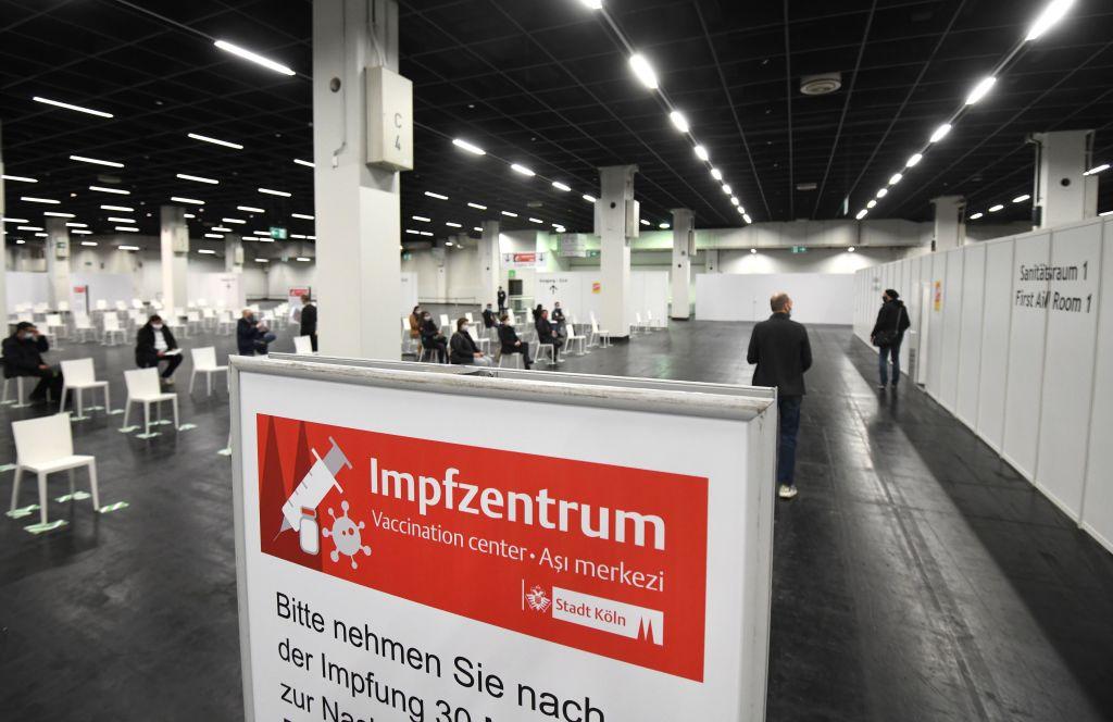 NRW-Landesregierung verhinderte Öffnung des Kölner Impfzentrums
