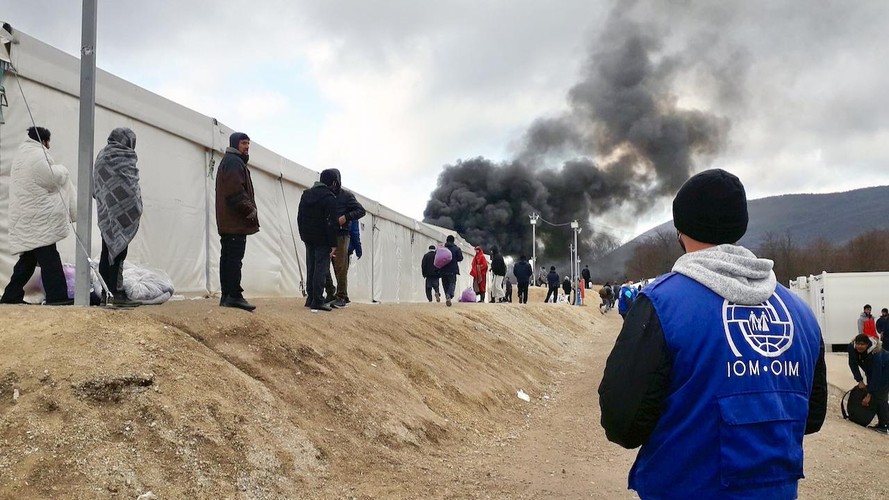 EU will 3,5 Millionen Euro für Migranten in Bosnien bereitstellen